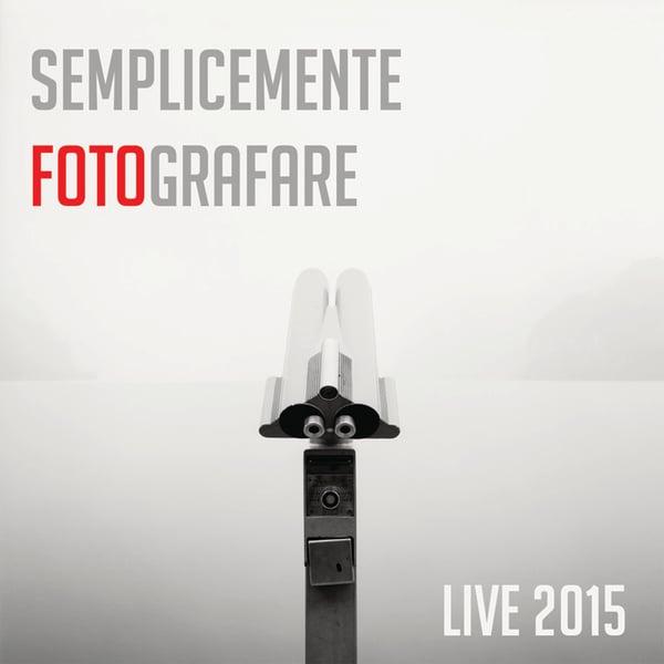 Image of Catalogo LIVE 2015