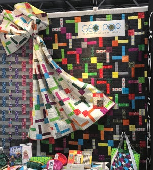 Bling Paper Quilt Pattern by Christa Watson (CQ123)