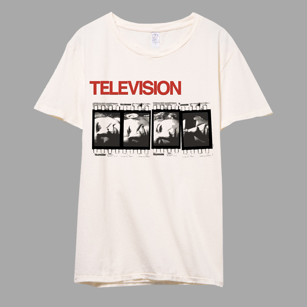 Image of Television - Film Tee
