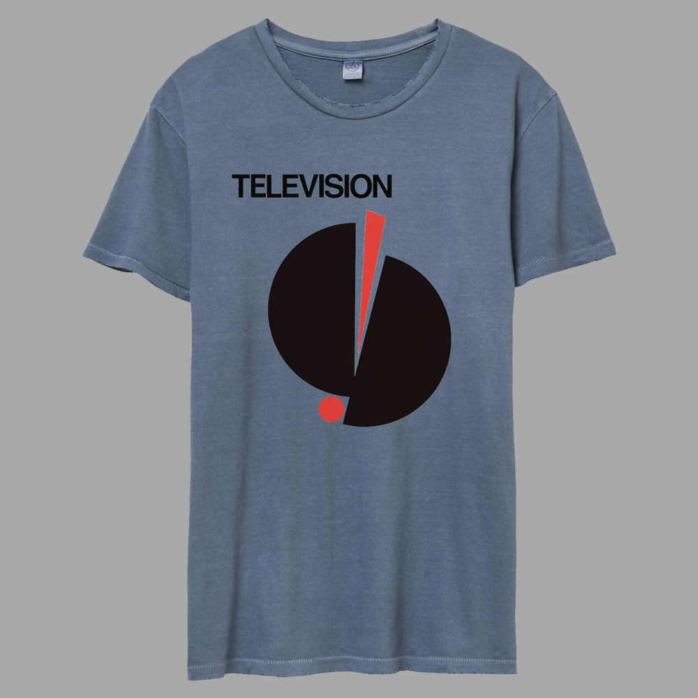 Image of Television - Exclamation Tee