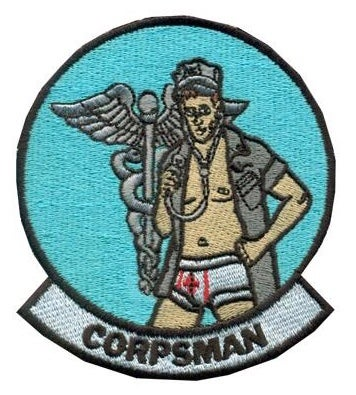 Image of Corpsman Patch
