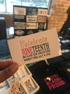 Juneteenth Stickers & Magnets