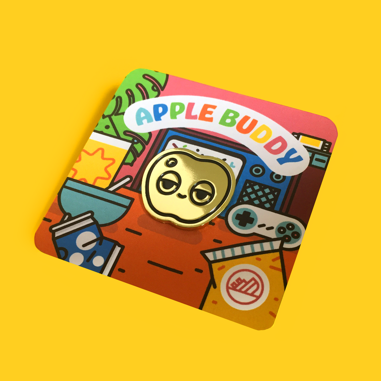 Image of Apple Buddy