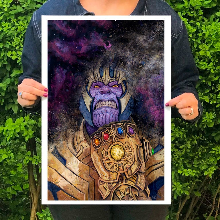 Image of Thanos -- Regular Edition