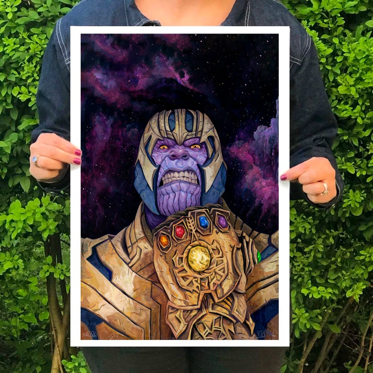 Image of Thanos -- Variant --