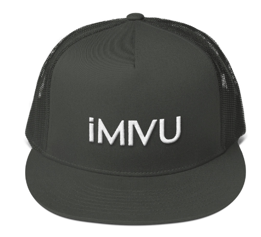 Image of im4u mesh-back hat