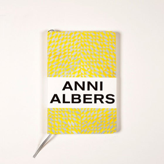 Image of Anni Albers Blank Notebook