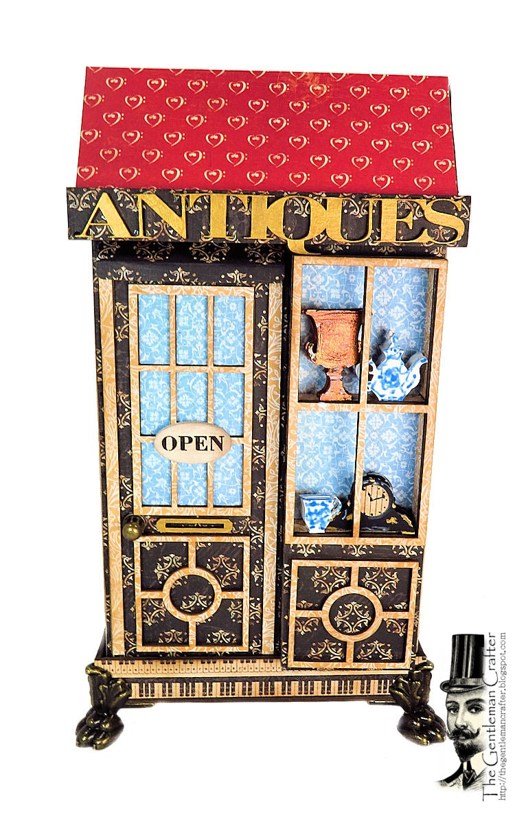 Image of Thin House Mini- The Antique Shop