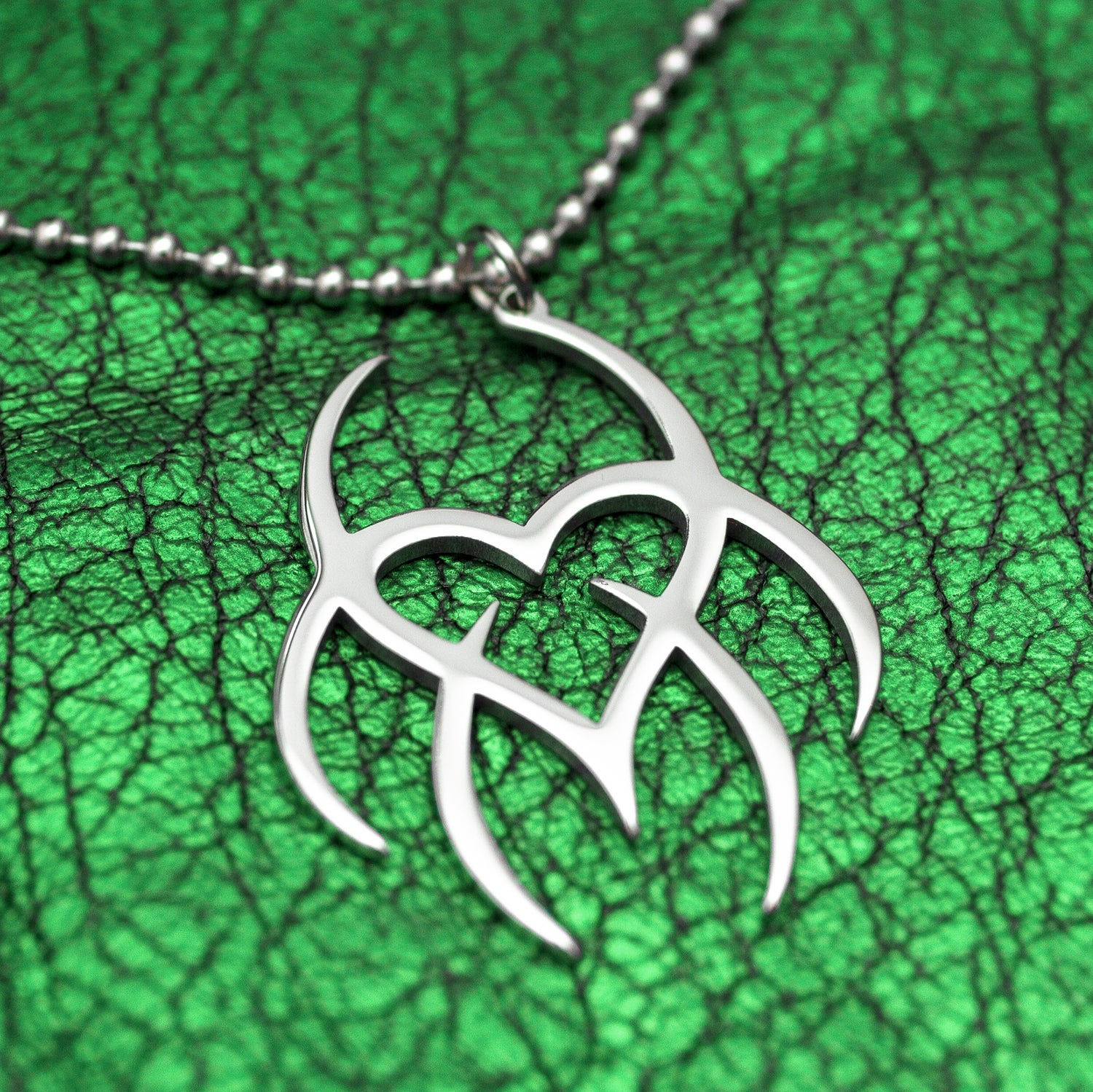 Image of HAZHEART NECKLACE