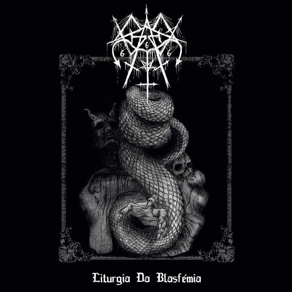 Image of Graves - Liturgia da Blasfemia LP