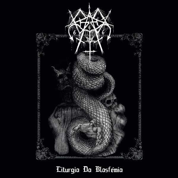 Image of Graves - Liturgia da Blasfemia LP