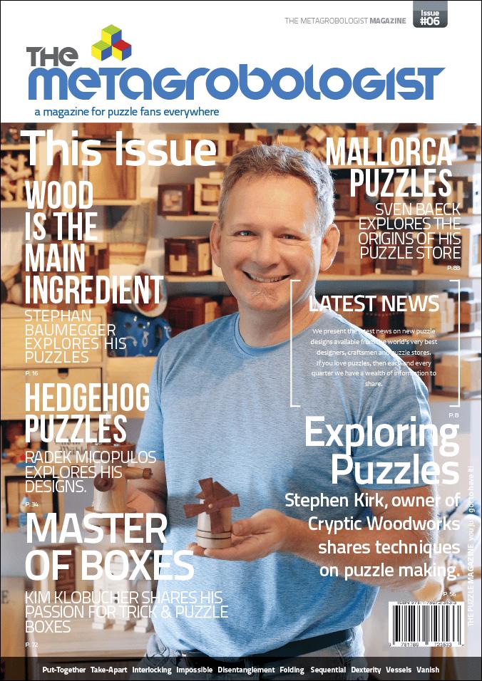 Image of TheMetagrobologist Magazine: Issue 6