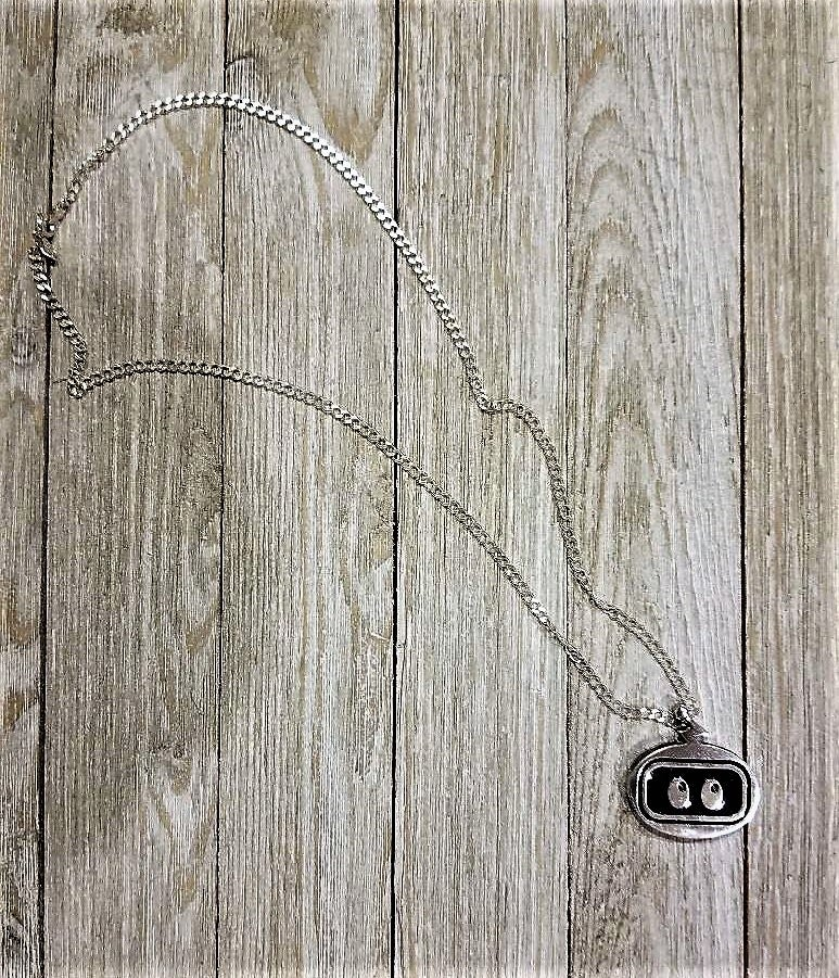 Image of Inzzo's Shed Logo Necklace
