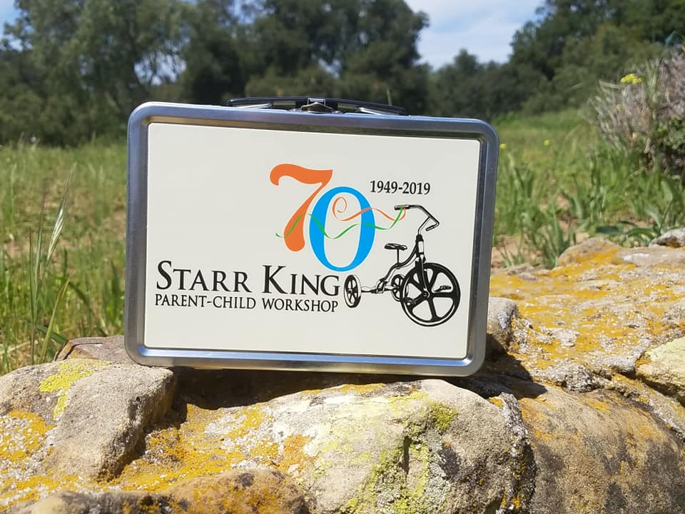 Image of 70th Starr King Anniversary • Lunch Box