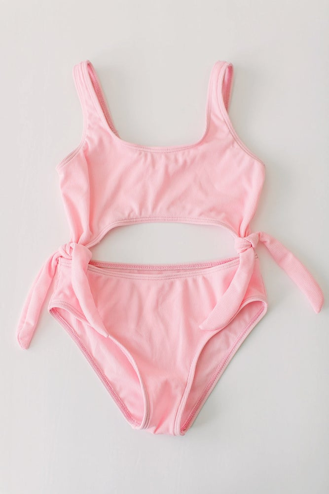 Image of The Summerland Swimsuit - Blush