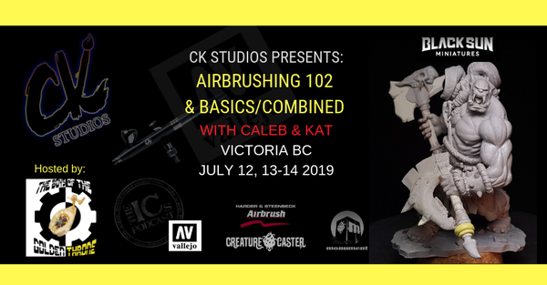 Image of AB 102 + 101 BASICS COMBINED - Victoria BC, July 12-14 2019
