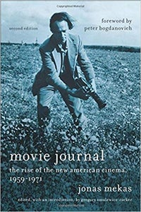 Image of Movie Journal: The Rise of the New American Cinema 1959-1971, by Jonas Mekas