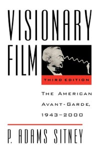 Image of Visionary Film: The American Avant-Garde 1943-2000, by P. Adams Sitney