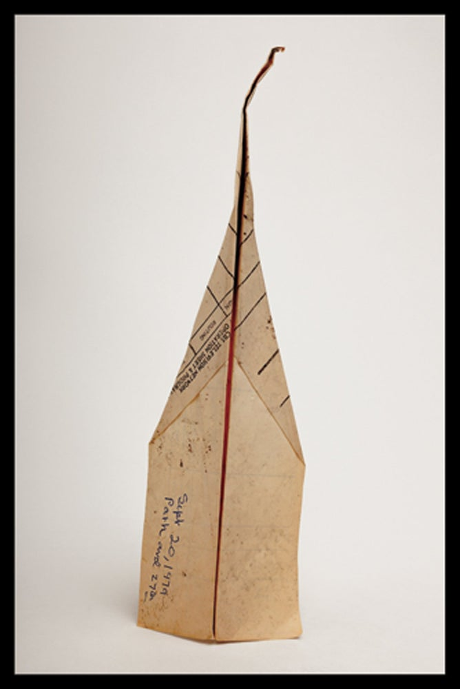 Image of Paper Airplanes: The Collections of Harry Smith, edited by John Klacsmann and Andrew Lampert