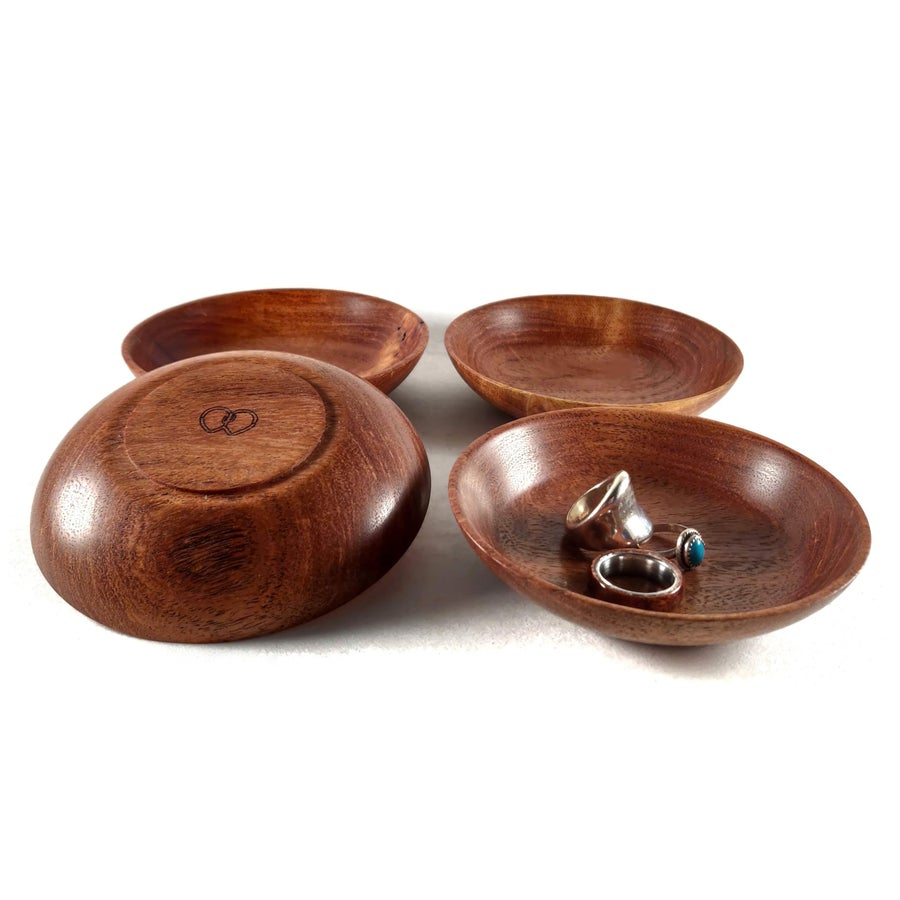 Image of Mesquite Ring Dishes