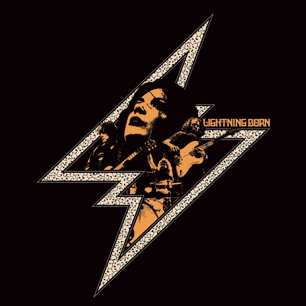 Image of Lightning Born - Lightning Born Limited Edition Digipak CD