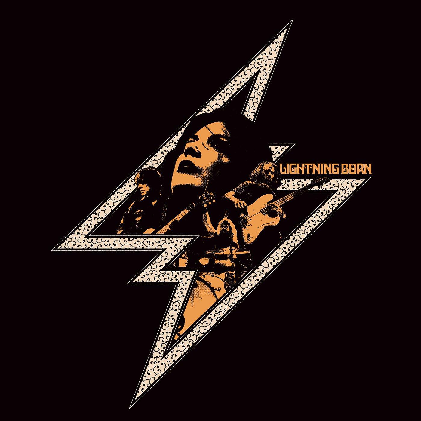 Image of Lightning Born - Lightning Born Limited Edition Digipak CD