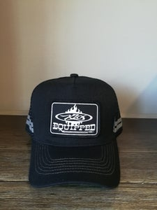 Image of Klos Equipped Hat - Black