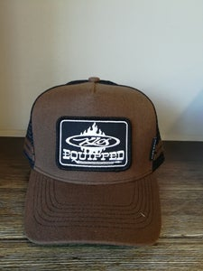 Image of Klos Equipped Hat - Brown