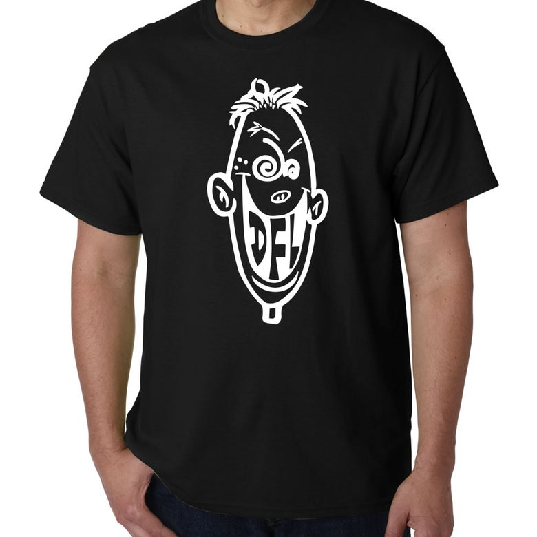 Image of OLD SCHOOL Knucklehead - T-Shirt (Blk)
