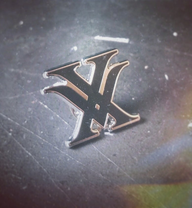 Image of XV Empire pin