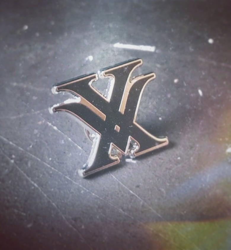 Image of XV Empire pin