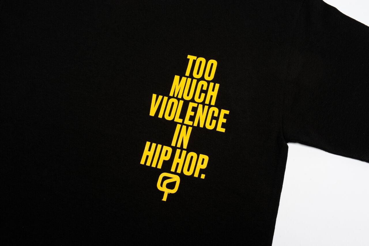 Image of TOO MUCH VIOLENCE IN HIP HOP ...