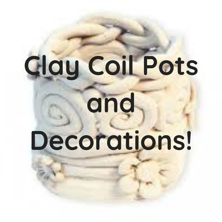 Image of Clay Coil Work Shop Multiple Dates