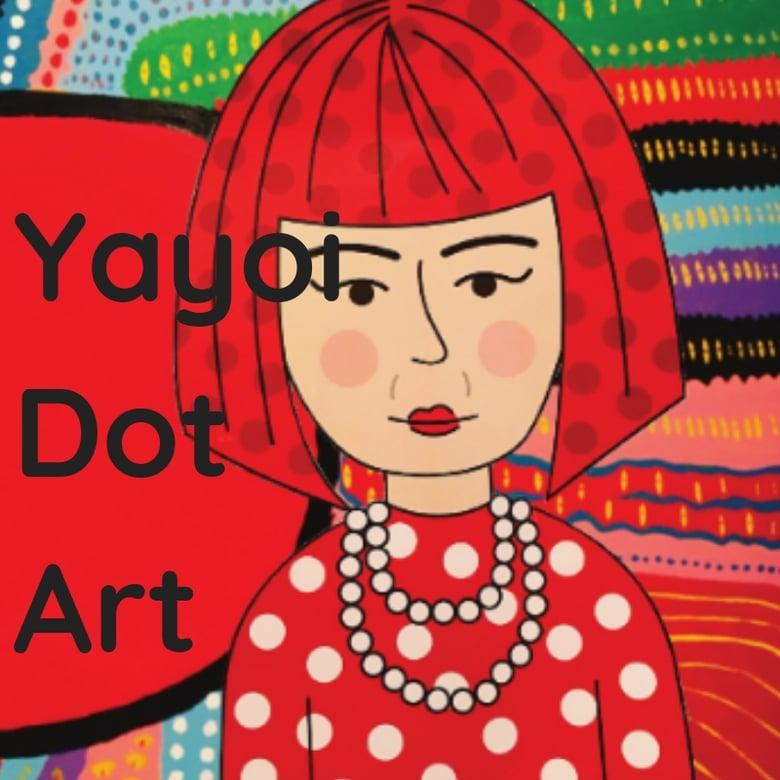 Image of Yayoi Dot Art Multiple Dates