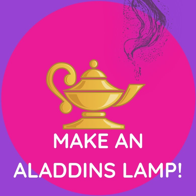 Image of Aladdin Lamps Multiple Dates