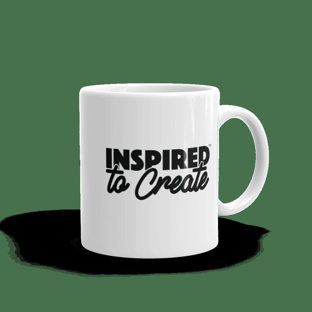 Image of Inspired to Create Mug