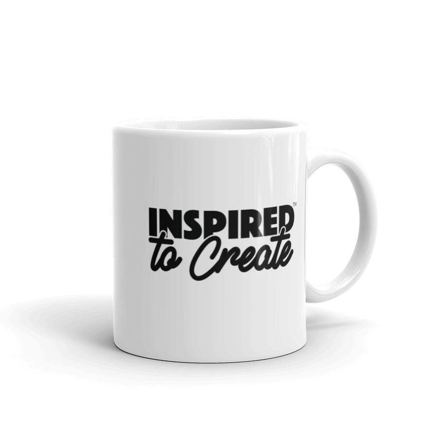 Image of Inspired to Create Mug