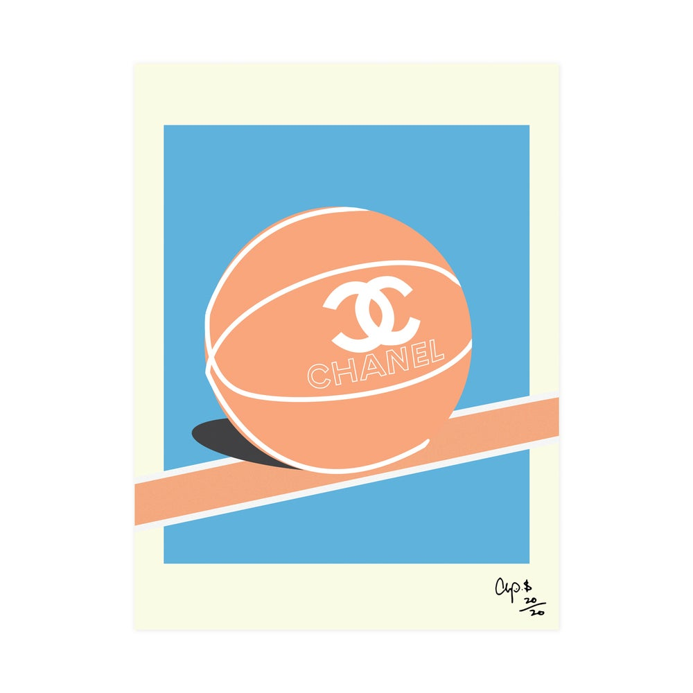 Image of Chanel Basketball