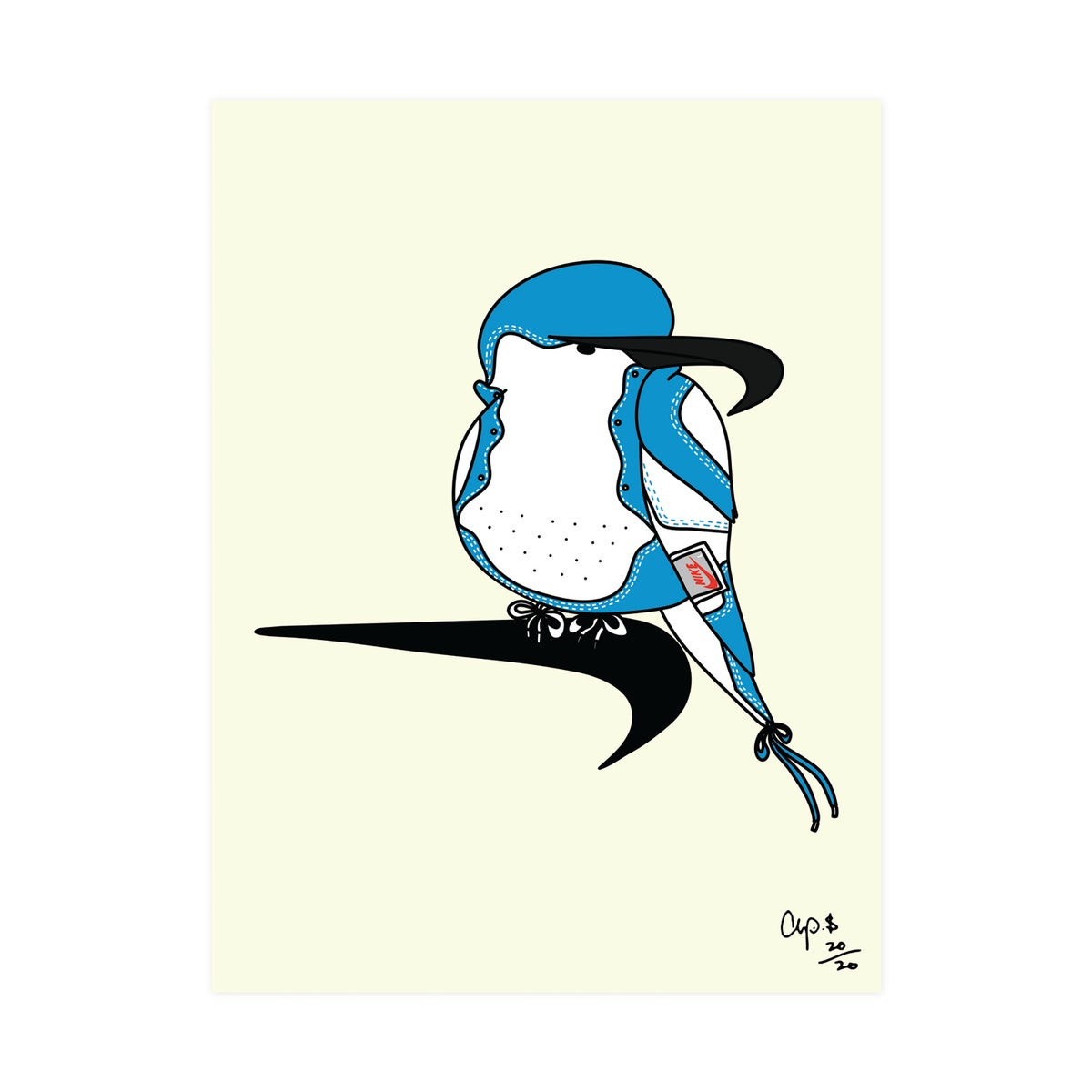 Image of Blue Jay UNC 1