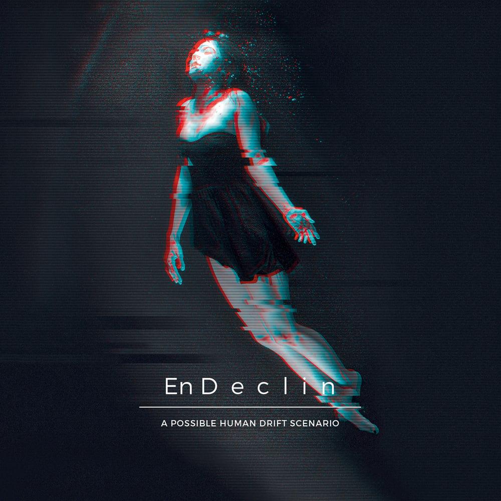 "Image of EN DECLIN ""A Possible Human Drift Scenario"" digiCD"