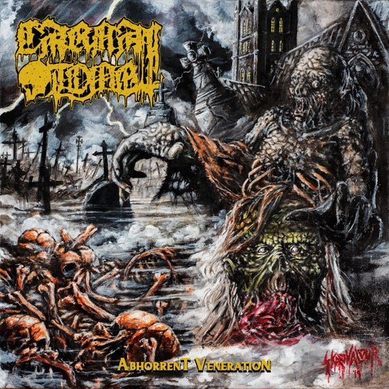 Image of Carnal Tomb • Abhorrent Veneration (Ltd. Hand-Numbered CD Digipak)