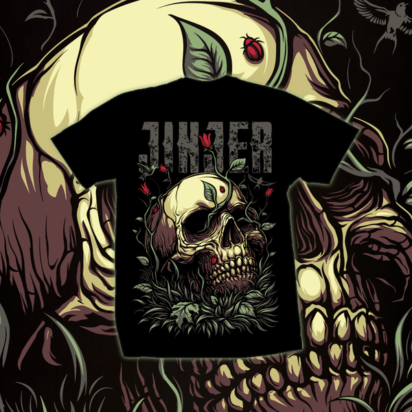 Image of *NEW* JINJER - Perennial - T-SHIRT