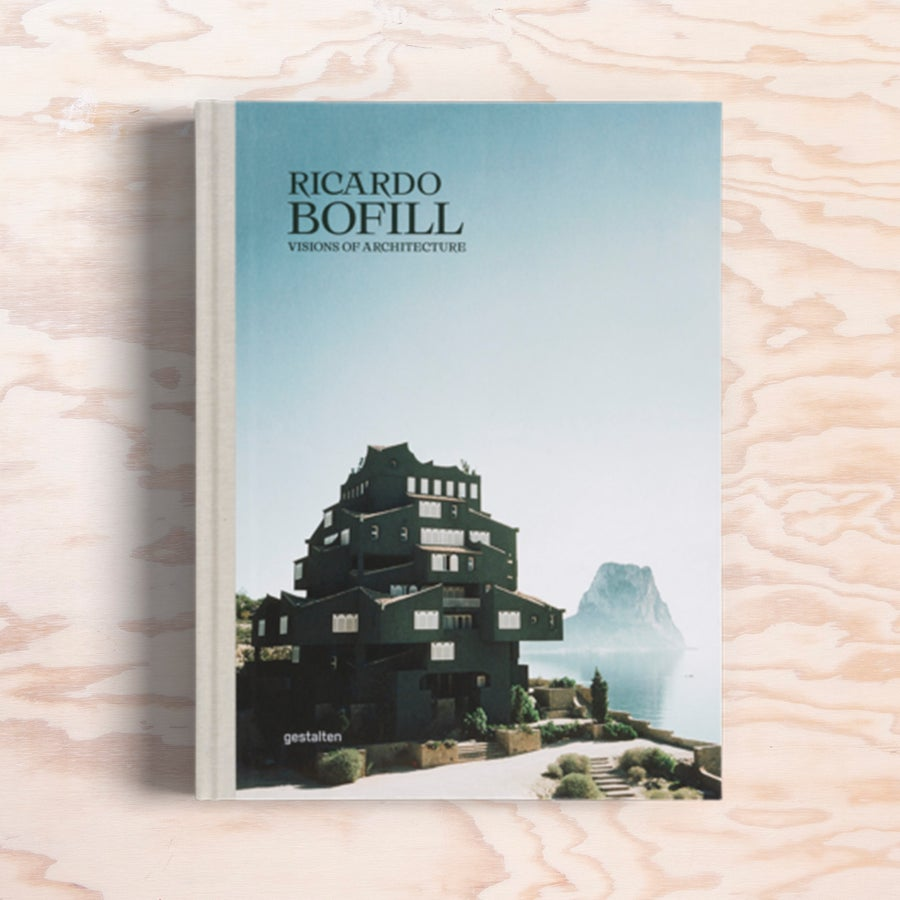Image of RICARDO BOFILL <br><br>Visions of Architecture <br> Gestalten <br><br>