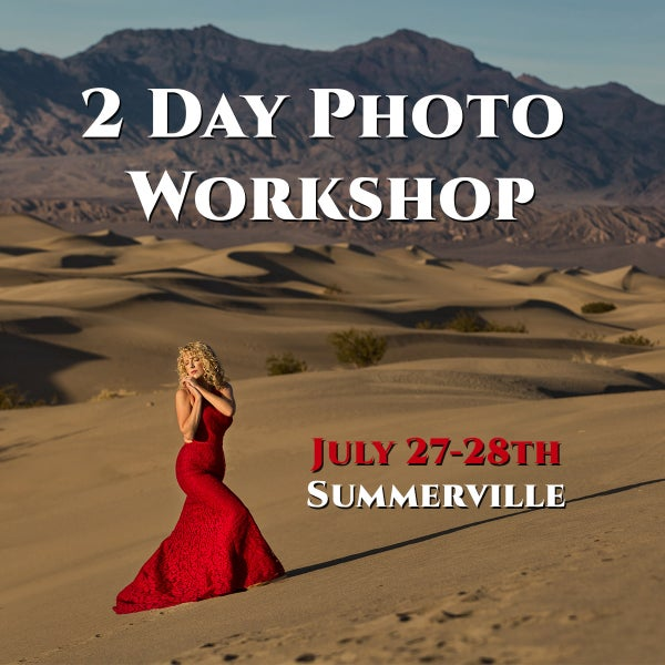 Image of 2 Day Photography Workshop | July 27th and 28th | Summerville, SC