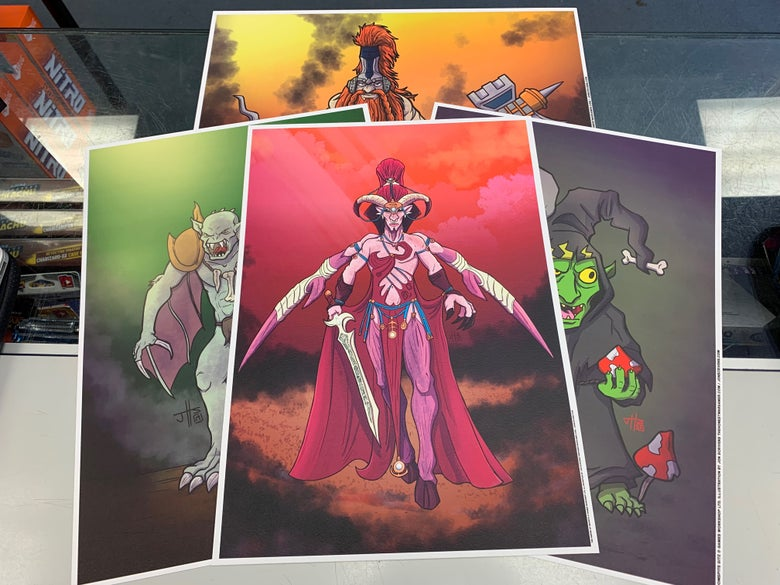 Image of HWG A3 Prints