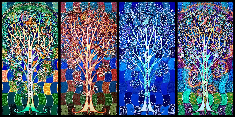 "Image of ""Four Seasons"" Prints"