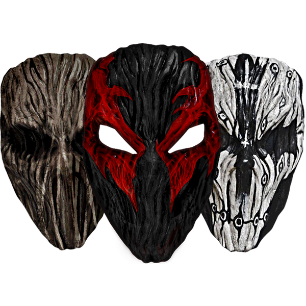 "Image of ""Entity"" Deluxe Mask (Click to view styles)"