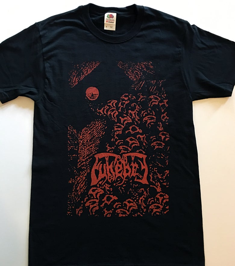 "Image of Funebre "" Demo "" T-shirt"