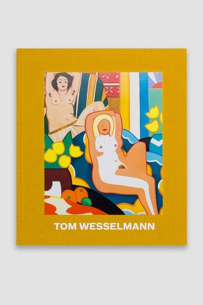 Image of Tom Wesselmann