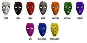 "Image of ""Lokethulhu"" Mask (Click to view styles)"